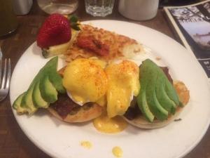 Jam Cafe Blackstone Benedict